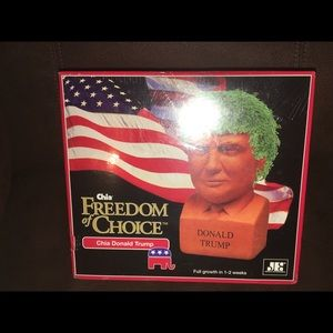 Chia Freedom Of Choice Donald Trump